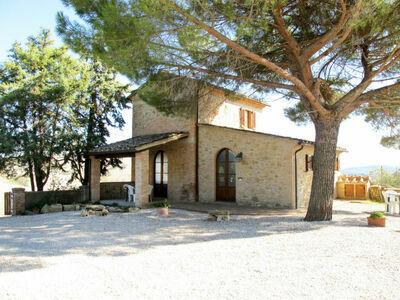 Villa Caggio, Maison 5 personnes à Volterra