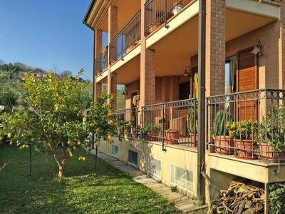 Angelica (PIT210), Maison 11 personnes à Pineto