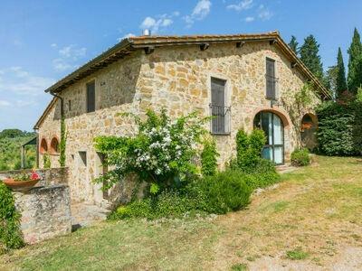 il Forno (PGO161), Maison 7 personnes à Pergine Valdarno