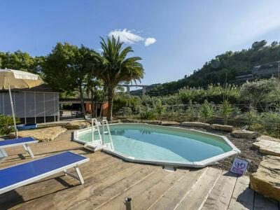 Maison de vacances vintage avec piscine privée à Grenade