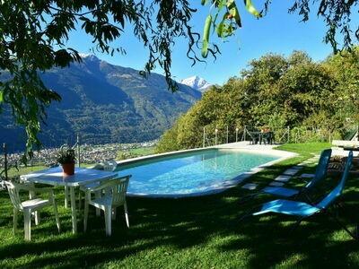 Vigna (VTN850), Maison 5 personnes à Valtellina
