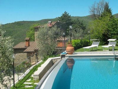 Capanna (LOF310), Maison 6 personnes à Loro Ciuffenna