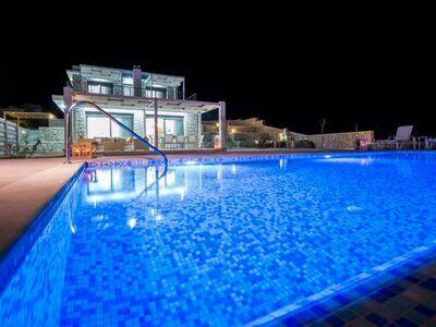 Villa Afandou I, Villa 8 personnes à Afandou