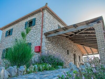 Villa Dimitris, Villa 6 personnes à Volimes