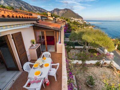 Casa Limoni, Maison 11 personnes à Cala Gonone