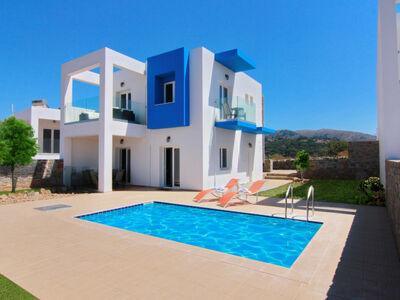 Villa Hera, Maison 6 personnes à Milatos
