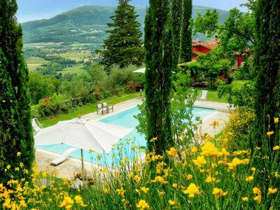 Paradiso, Villa 10 personnes à Perugia
