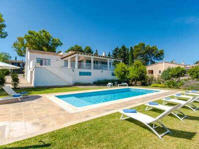 Son Granada, Villa 8 personnes à Cala Blava