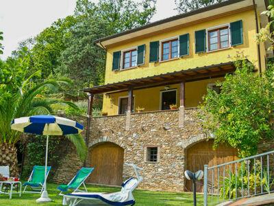 L'Aia, Maison 4 personnes à Seravezza