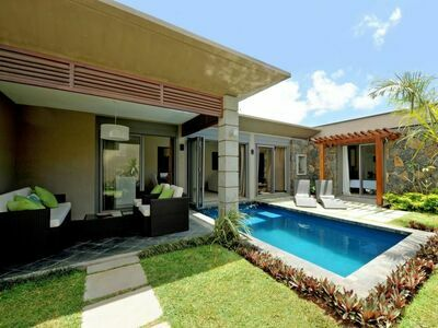 Athena Villas, Maison 4 personnes à Grand Baie