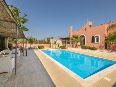 Villa Antares, Maison 9 personnes à Ugento