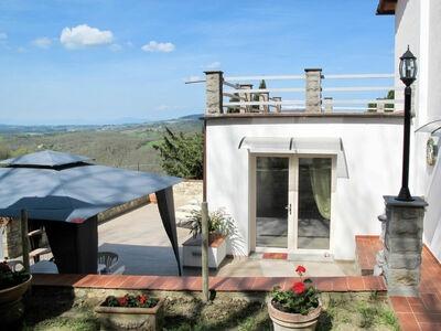 Valluccia (SDP190), Maison 7 personnes à San Donato in Poggio