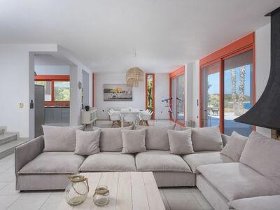 Villa Jorgos, Location Villa à Agia Fotia - Photo 1 / 40