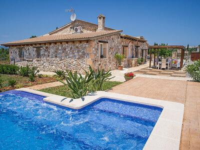 Els Pins, Villa 8 personnes à Muro