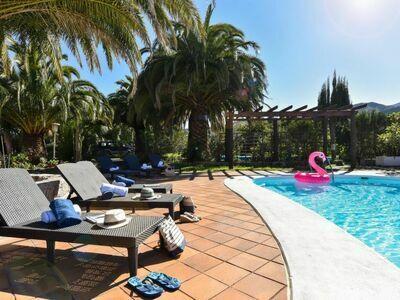 Finca Madroñal with Pool 12p