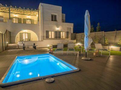 Azzurro Villa, Villa 4 personnes à Paros