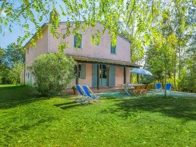 Casa Bianca, Maison 10 personnes à Casciana Terme