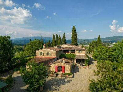 Villa La Fiorita, Villa 16 personnes à Arezzo