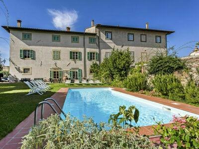 Ofelia, Villa 22 personnes à Casciana Terme