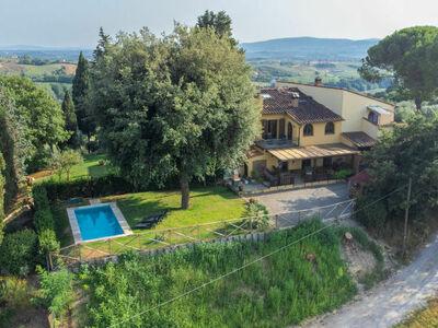 Decameron house, Gite 6 personnes à Certaldo