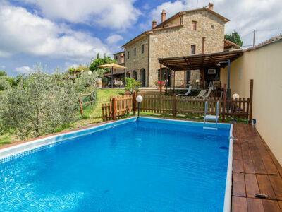 Il Borgo di Gebbia, Gite 10 personnes à Civitella in val di Chiana