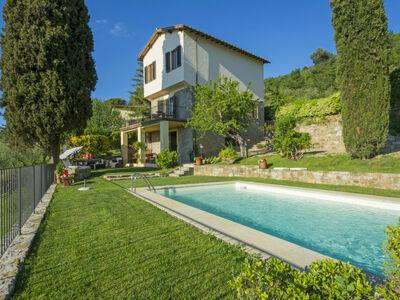 Lamole, Villa 6 personnes à Greve in Chianti