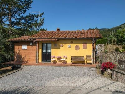 Al Melo, Maison 4 personnes à Pescia