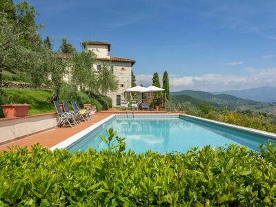 Villa Monteloro, Villa 12 personnes à Florenz