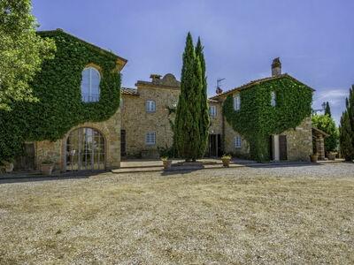 Villa Santa Maria, Villa 10 personnes à Vinci