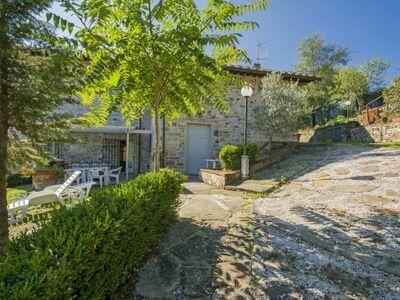 Casale Labbia, Gite 15 personnes à Barberino del Mugello