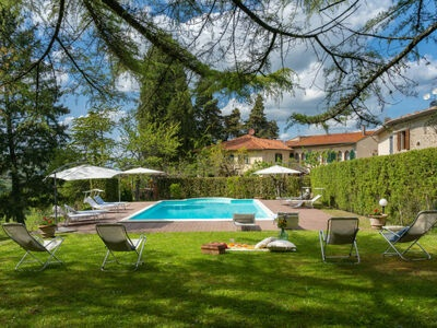 La Villa di Borgo Castagnoli (GRE 183)