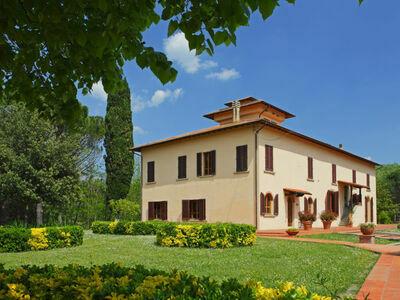 Villa Sant'Albino, Villa 17 personnes à San Miniato