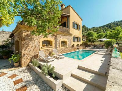 Son Apiana, Maison 8 personnes à Mancor de la Vall