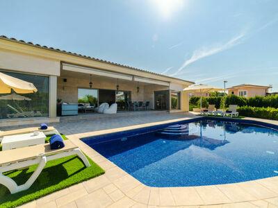 Sant Marcal Luxury, Villa 8 personnes à Marratxi