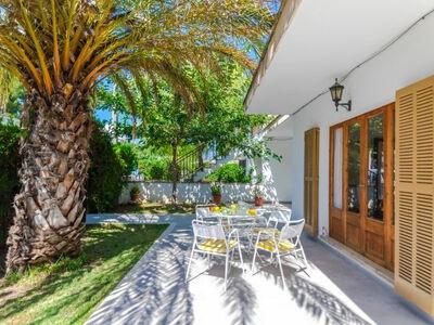 Alcudia Beach House, Maison 6 personnes à Port d'Alcúdia