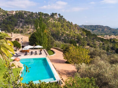 Santa Llucia, Villa 8 personnes à Mancor de la Vall
