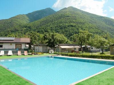 Azzurro (LDL310), Maison 4 personnes à Lago di Ledro