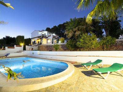 La Mancha, Villa 6 personnes à Benissa