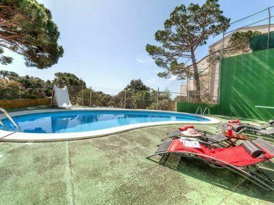 Amapola, Villa 6 personnes à Tossa de Mar