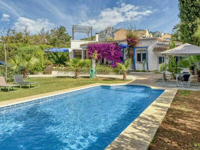 Los Benson, Villa 8 personnes à Marbella