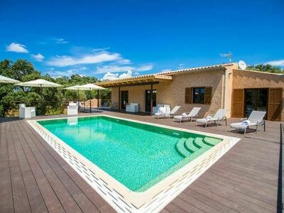 Can Munar, Villa 8 personnes à Costitx