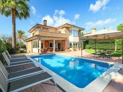 Villa Bertoni, Villa 9 personnes à Cambrils