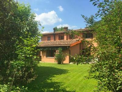 Riva, Maison 6 personnes à Figino
