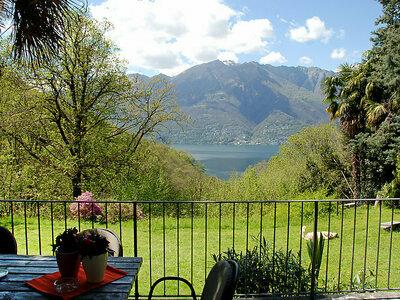 Pipistrello, Maison 4 personnes à Caviano