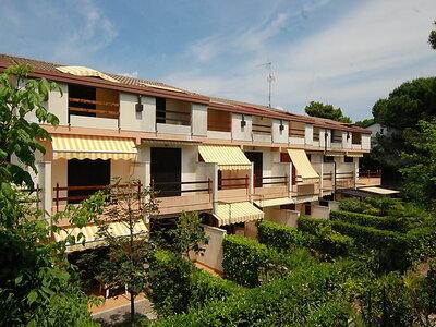 Millefiori, Maison 6 personnes à Lignano Pineta