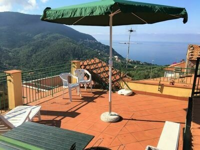 Casale, Maison 5 personnes à Moneglia