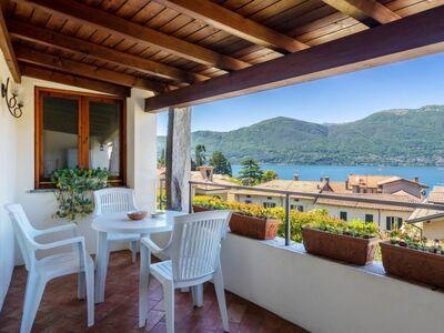 La mia Casetta, Maison 4 personnes à Porto Valtravaglia