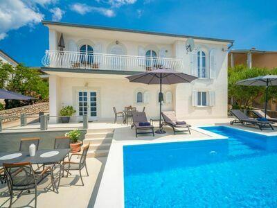 My Day House, Maison 10 personnes à Novi Vinodolski Klenovica