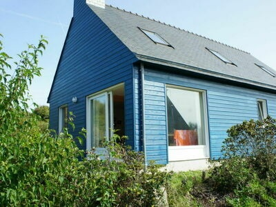 Maison bleue, Maison 5 personnes à Crozon Morgat
