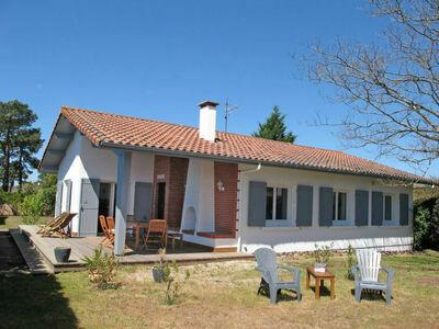 El Réfugio, Maison 6 personnes à Mimizan